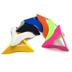 Image 5 - 10 قطعة اللون 2x2 3x3 4x4 مكعب حامل أعلى جودة سرعة ماجيك سرعة مكعب مكعب بلاستيكي قاعدة حامل التعليمية لعب للتعلم