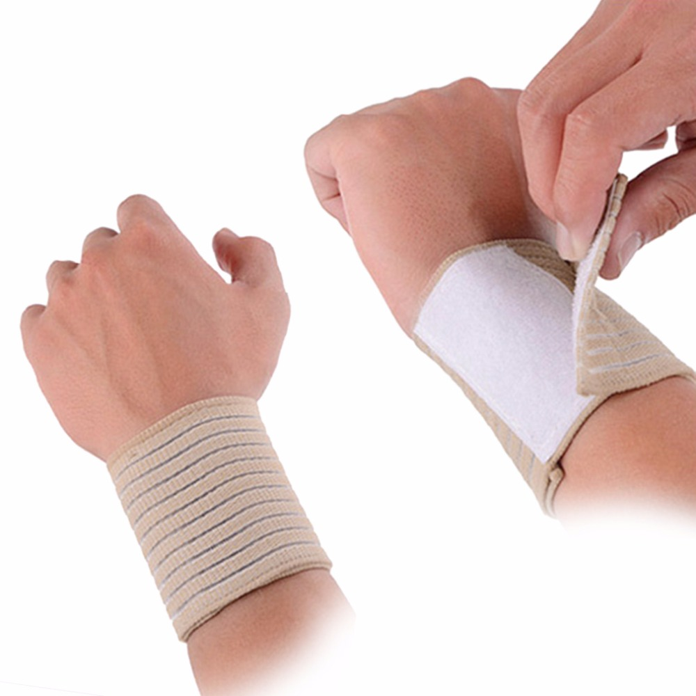 1PC Hand Wraps Wrist Strap Wristband Wrist Support Wraps Brace Bandage Fitness Protector Weight Lifting Sport Gym Carpal Tunnel