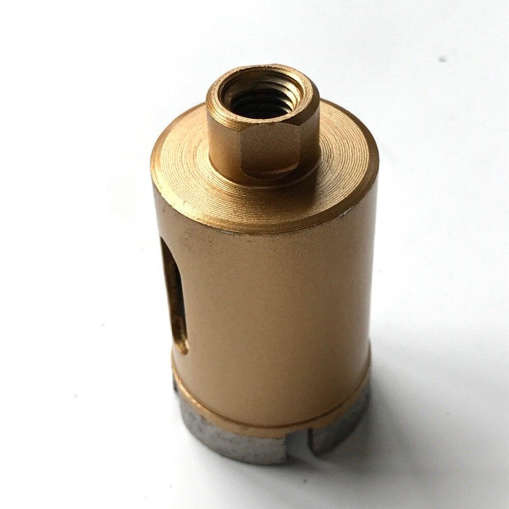 Nemokamas pristatymas 1 vnt 30-65 mm dydžio deimantinio marmurinio - Grąžtas - Nuotrauka 2
