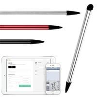 pen capacitive 3 Pcs/lot Stylus Pen Touch Pen for iPad Air 2/1 Pro Mini Universal Capacitive Touch Screen Pen for iPhone 7 X Phone Tablet Pen (2)