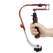 Big sale Steadycam Handheld Video Stabilizer Digital Compact Camera Holder Motion Steadicam For Canon Nikon Sony Gopro Hero Phone DSLR DV