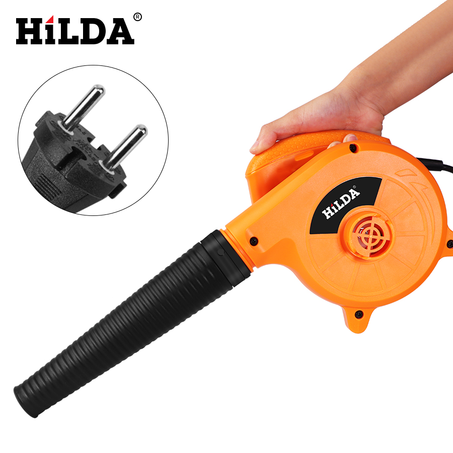 HILDA 600W  Air Blower Computer cleaner Electric air blower dust Blowing Dust  Computer Dust Collector blower-in Blowers from Tools on