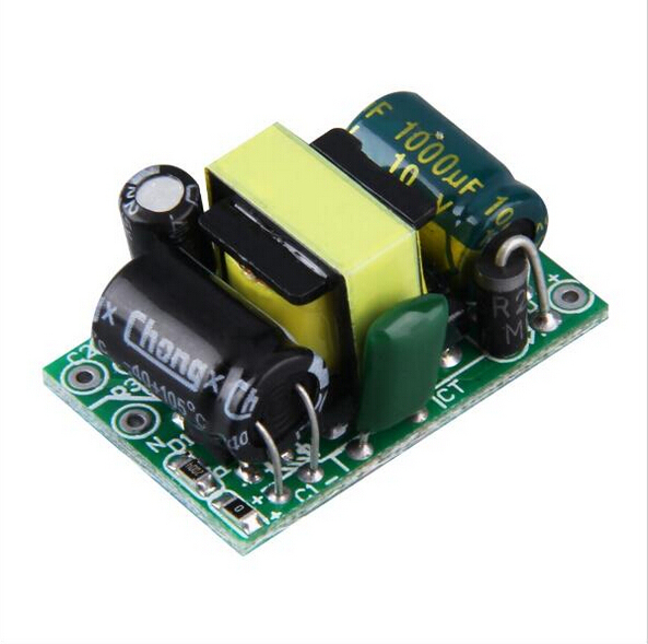 5PCS AC-DC 5V 700mA 3.5W Precision Buck Converter AC 220v to 5v DC step down Transformer power supply module for Arduino
