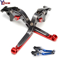 Motorcycle Accessories Folding Extendable Brake Clutch Lever FOR HONDA CBR600 F4i/CBRF4i SPORT/F 2001 2007 VTX1300 2003 2008