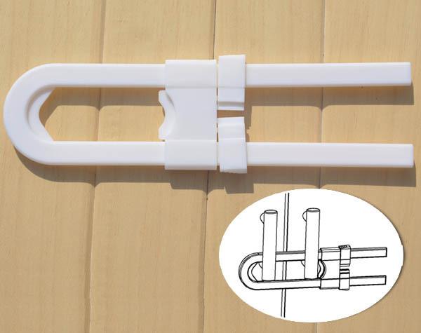 U Cabinet Lock Kitchen Cabinet Lock Baby Safety Lock Child Safety Products Child  Safety Lock