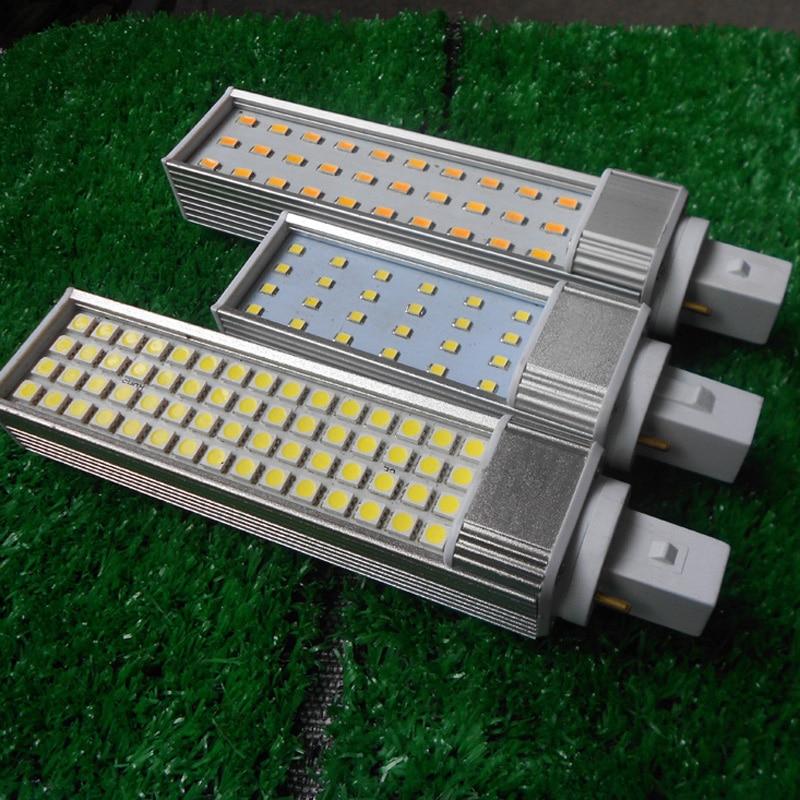 g24d 1 g24d 2 g24d 3 led plug light 5w 7w 9w 10w 11w 14w blanco calido lampara bombillas pl led. Black Bedroom Furniture Sets. Home Design Ideas