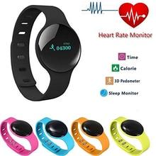 Auf lager! 2016 neue stil smart watch handgelenk h8 call reminder smartwatch armband schritt pedomerer tracking schlaf pulsmesser