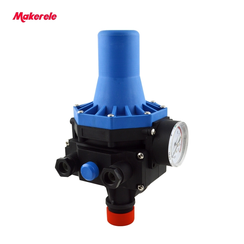 Adjusting Pressure Switch Automatic Electric Electronic Control For Square D Well Pump Wiring On Sewage Water 220v Mk Wpps08 G1 Connection Thread In Switches From Lights Lighting