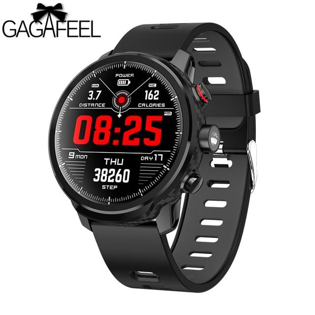 Gagafeel L5 Smart Watch Men IP68 Waterproof Standby 100 Days Multiple Sports Mod