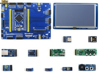 2 יח'\חבילה STM32 פיתוח לוח STM32F429IGT6 STM32F429 ARM Cortex M4 STM32 Core לוח + 7 אינץ קיבולי LCD + מודול ערכות