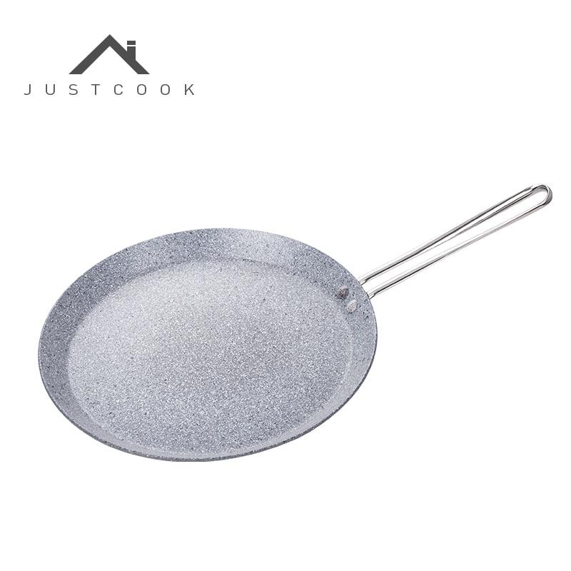 Justcook 20/24 / 28CM Qızartma Pan Qeyri-yapışmayan ızgara - Mətbəx, yemək otağı və barı - Fotoqrafiya 2
