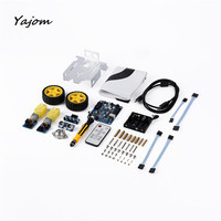 2017 Hot Sale DIY MBot V1 1 Educational Robot Kit For Kids Robot Toy Designed For
