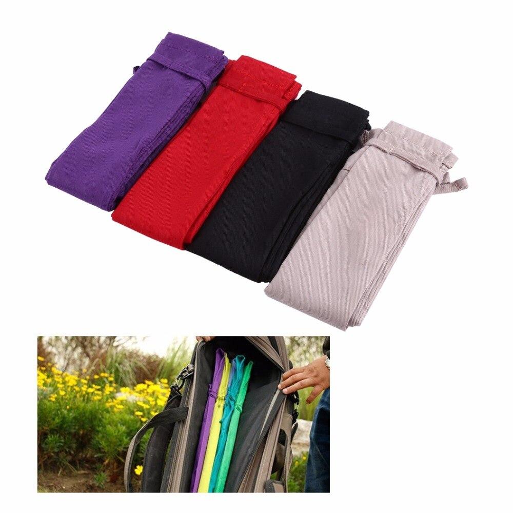 Yosoo 1 piece fishing rod sleeve pole cotton cloth cover for Fishing pole sleeves