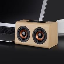 HiFi Wooden Wireless Speaker