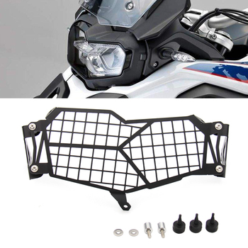 For BMW F750GS F850GS Headlight Lamp Grill Screen Protector Mesh Guard Bid