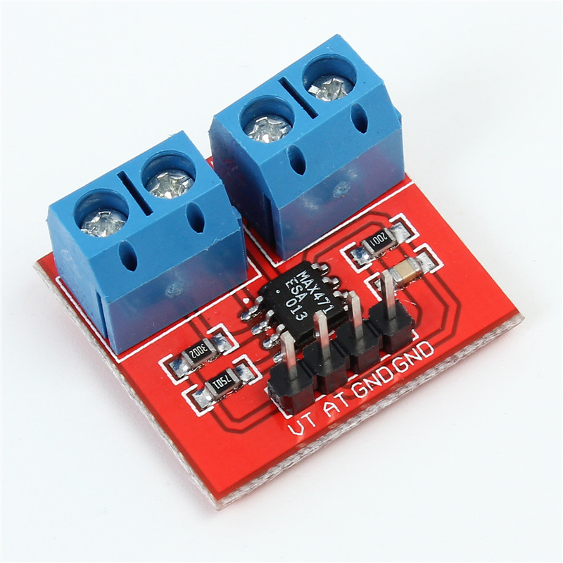 Voltage And Current Sensor Consume Current Voltage Load Detection Module Current Detection Voltage Detection For font