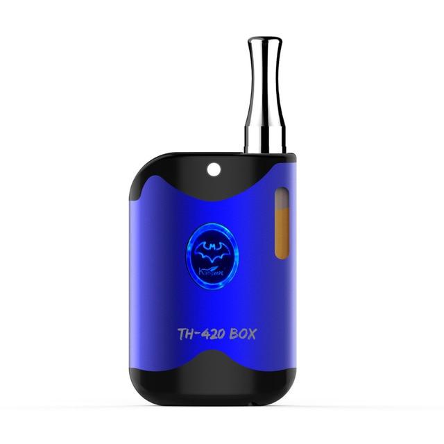 TH-420 Mini CBD Oil Vape Box 650mAh Battery 4