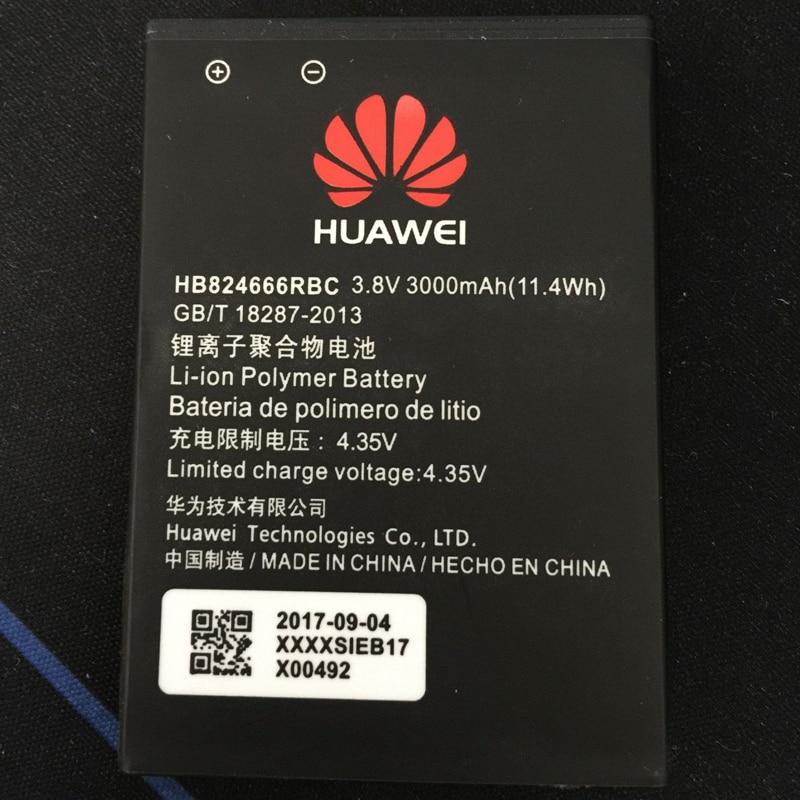 Original Huawei HB824666RBC Li-ion phone battery For Huawei E5577 ebs-937 WIFI Router 3000mAh
