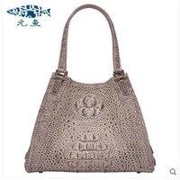 yuanyu New crocodile skin Ladies bag handbag genuine leather crocodile bag clutch bag high end ladies bag