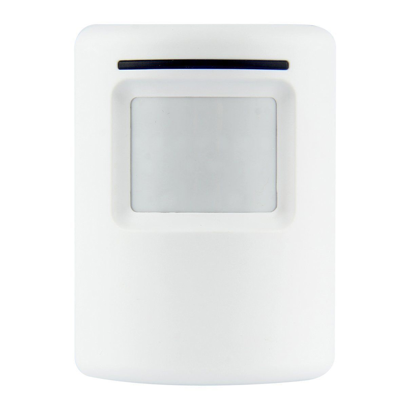 1pcs Visitor Doorbell Wireless PIR Store Shop Welcome Motion Sensor Entry Visitor Doorbell Alarm Door Bell