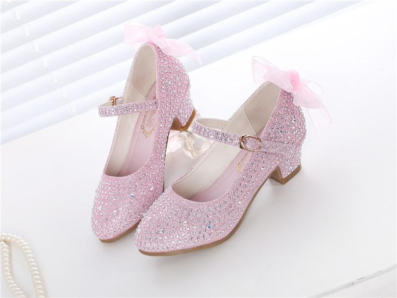 a36c48814 ₪MudiPanda sandals for girls children s high heels student dance ...