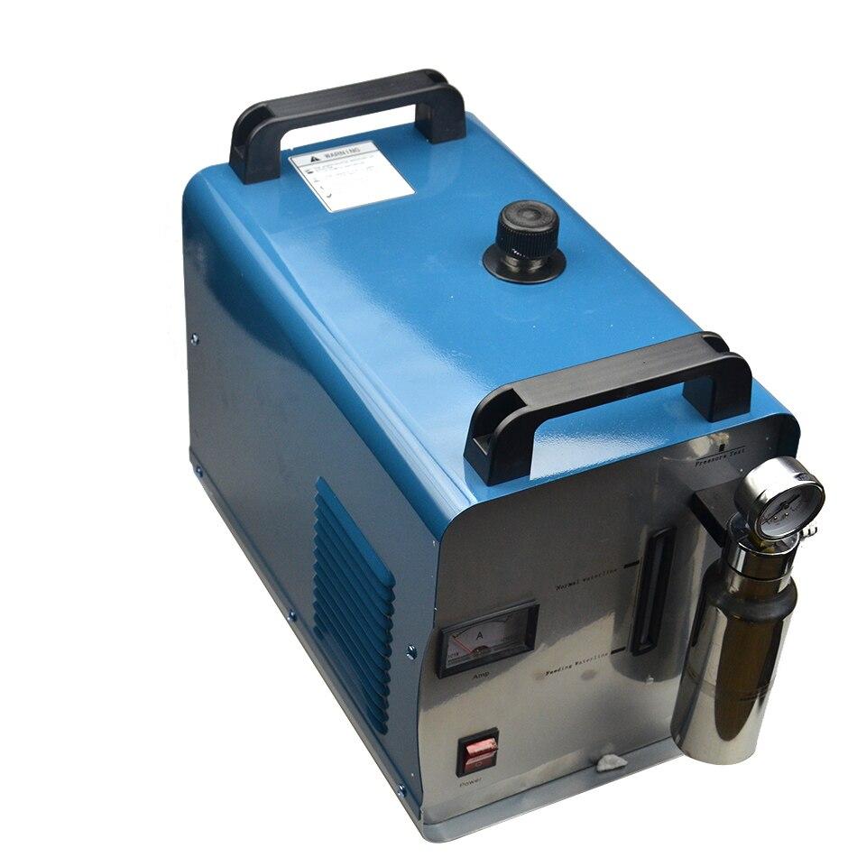 H180 95L Hydrogène D'oxygène Portable Eau Soudeur Flamme Acrylique Machine À Polir