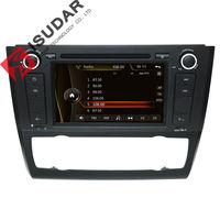 One Din 7 Inch Car DVD Player For BMW 1 Serie 118 120 E81 E82 E83