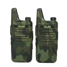 WLN KD-C1 Wireless Walkie Talkie KD C1 two way Radio Car Racing Mini KDC1 CB Ham Station Handheld Portable FM Transceiver