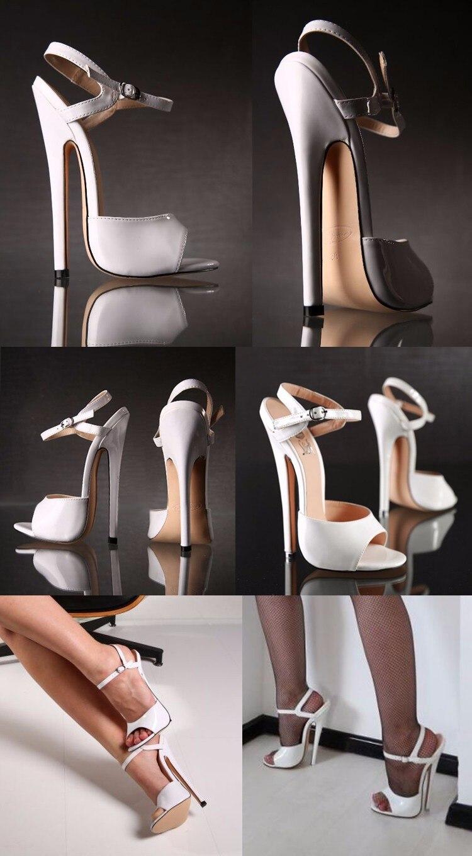d66140c40504 ... 20161223 205854 028 20161223 205854 029 20161223 205854 030. Sexy Kim  Kardashian Sandal Style PVC Clear Transparent Strappy Buckle High Heel ...