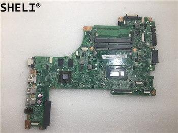 SHELI لـ توشيبا الأقمار الصناعية S50 S55 S50T B اللوحة الأم S55 B مع I5 4210U A000296900 DABLIDMB8E0|اللوحات الأم|   -