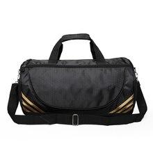 Sports Gym Fitness Sport Bags Travel Shoulder Waterproof