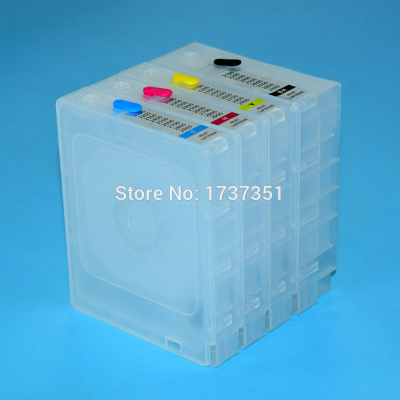 Canon 2100 2200 2300 2400 2500 2600 2700 2800 2900 Refill ink Cartridge With ARC Chip (4)