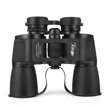 BIJIA 12x50 High Power High Magnification Military Binoculars Outdoor Bird Watching Hight Definition Hunting Telescope(China)
