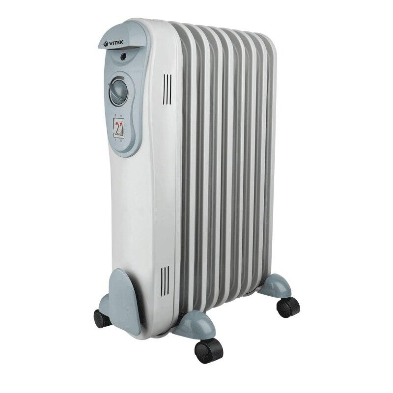 Oil radiator Vitek VT-2122 GY