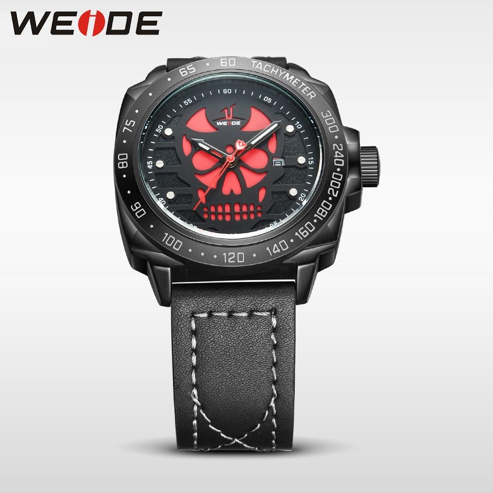 WEIDE ապրանքանիշի ժամացույց - Տղամարդկանց ժամացույցներ - Լուսանկար 5