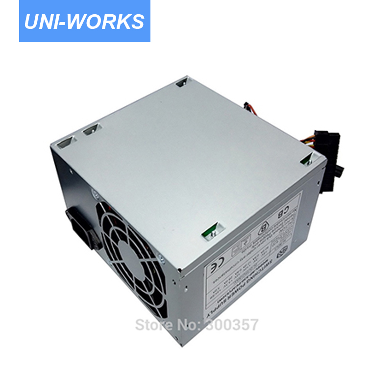 freeshipping rated power 200w psu Computer Desktop ATX 400w PowerSupply 220v for normal economic use все цены
