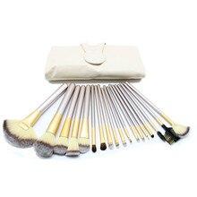 12/18/24Pcs Makeup Brushes Professional Tools Cosmetic Makeup Brush Set Foundation Brush for Make Up Kit