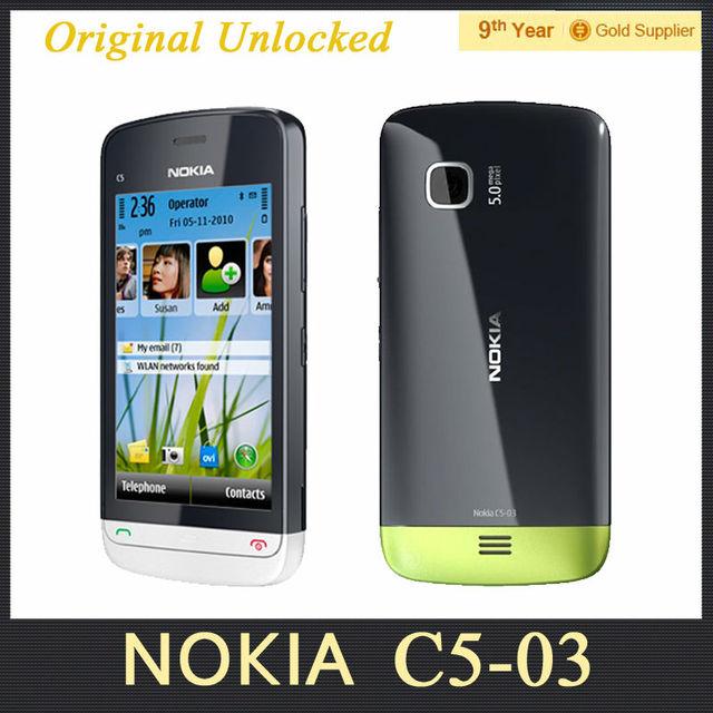 c5 03 original unlocked nokia c5 03 mobile phone gps wifi bluetooth rh aliexpress com Nokia C5 03 Wallpapers Nokia C5- 00