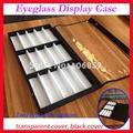 15A15B очки кейс очки коробка для хранения разместиться 15 шт. оптических оправ