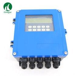 Wysoka dokładność cyfrowy ultradźwiękowy TDS-100F5-M2 do montażu na ścianie mierniki przepływu lepiej niż 1%