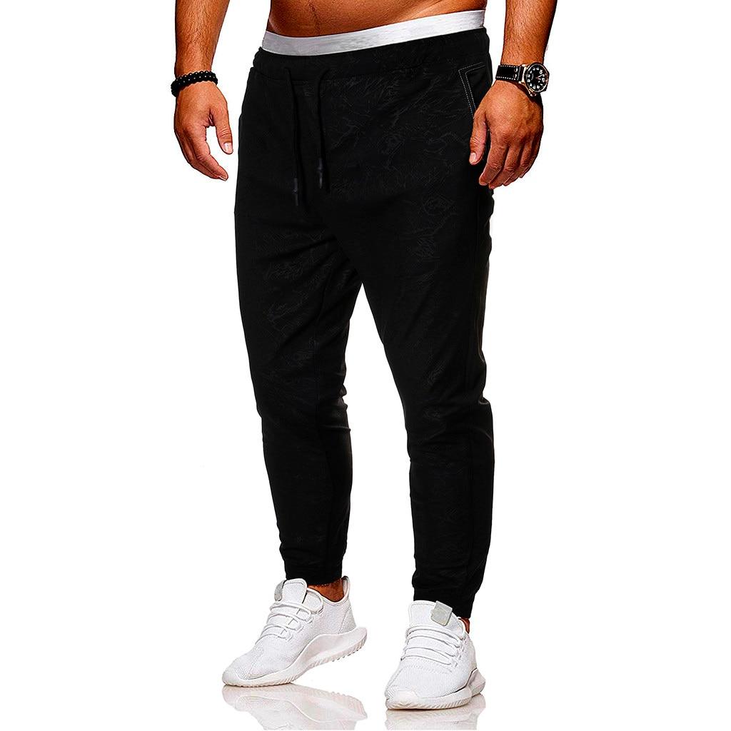 Men Pant Summer Fashion Men's Tracksuit Slim Fit Casual Sport Sweat Pants Trousers Men's High Quality Brand Men Pants