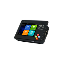 IPC1600 Plus 3.5 inch touch screen Portable IP Analog Camera tester H.265 4K CCTV Tester Monitor with WIFI ONVIF PTZ Control