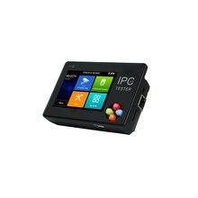 IPC1600 Plus probador de cámara analógica IP portátil, pantalla táctil de 3,5 pulgadas, H.265, 4K, CCTV, Monitor con Control WIFI ONVIF PTZ