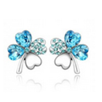colorful trendy colver earrings candy color earrings for girl free shippingA14