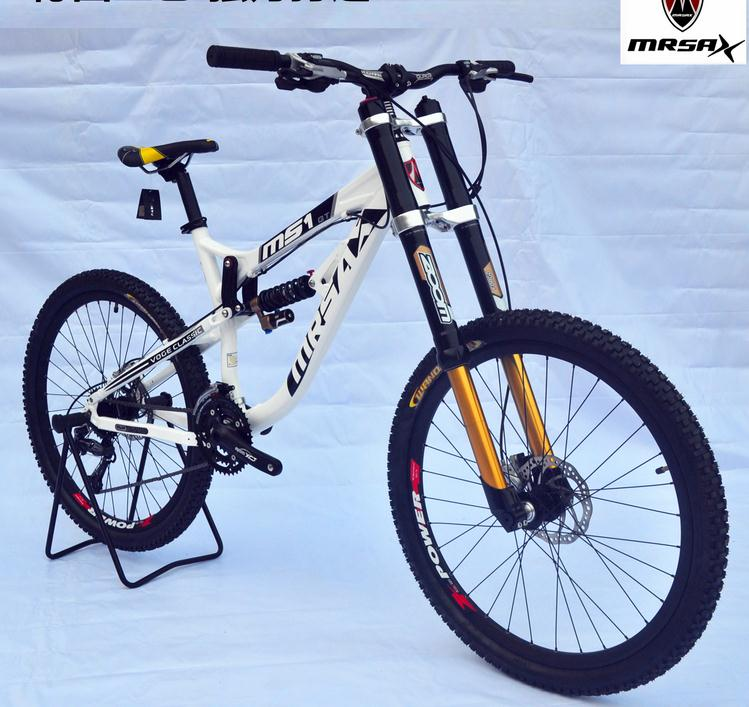 Kalosse Mountain bike bicycle Full Shocking Downhill DH AM ...
