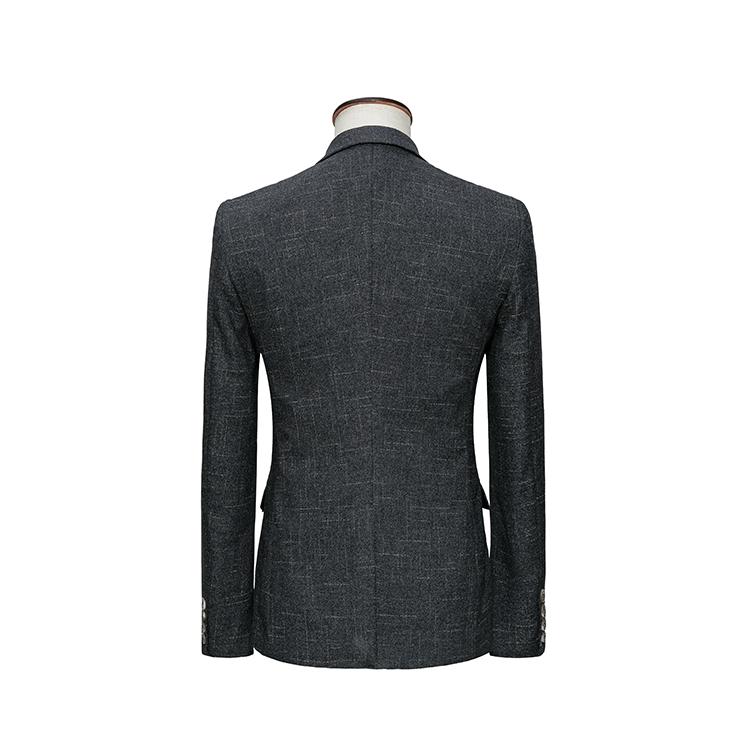 suit men gray