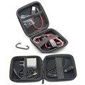 Deportes Wireless Bluetooth Headset Funda de Transporte para Powerbeats 2 Inalámbricos Jaybird BlueBuds X X2 Para Jabra Cuadro Bolso de la Bolsa de Bolsillo