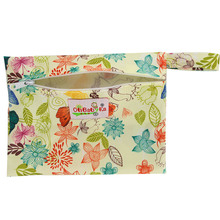 Convenient Reusable Compact Waterproof Diaper Bag