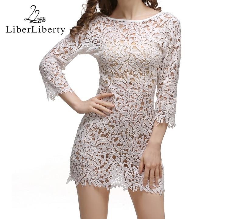 17 Beach Crochet Cover Up for Women Floral Hollow Lace Bikini Cover-Ups Swimwear Women Beach Dress Bathing Suit Cover Ups 10