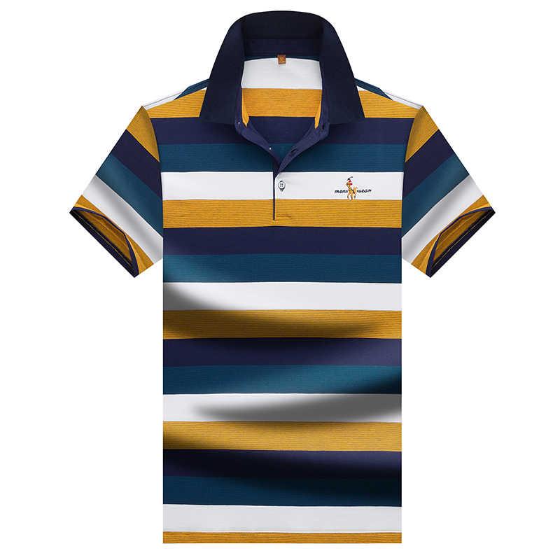 高品質トップス & Tシャツメンズポロシャツビジネス男性ブランドポロシャツ 3D 刺繍ターンダウン襟メンズポロシャツ 9933
